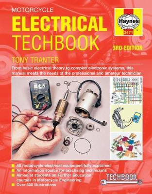 Motorcycle Electrical Haynes Techbook
