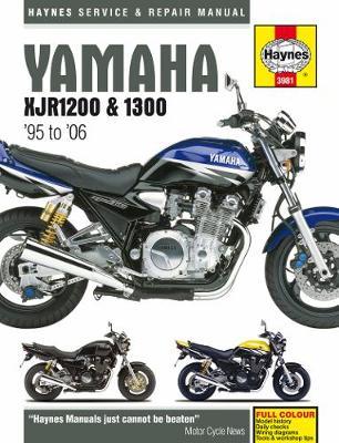 Yamaha XJR1200 & 1300 1995-2006 Repair Manual
