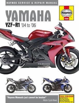 Yamaha YZF-R1 2004-2006 Repair Manual