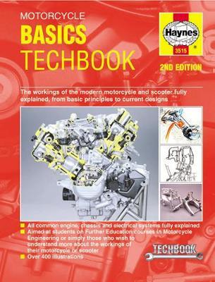 Motorcycle Basics Haynes Techbook 2nd Ed