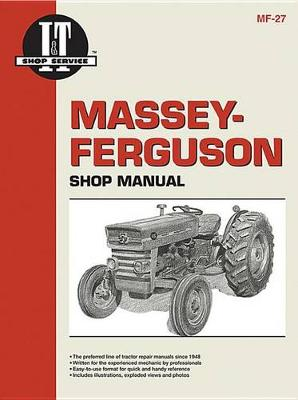 Massey Ferguson Continental petrol/Perkins Diesel Repair Manual