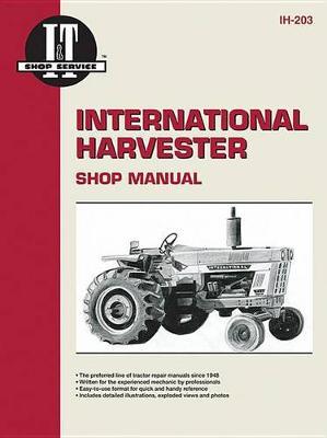 International Harvester Collection IH44/IH37/IH52 Repair Manual