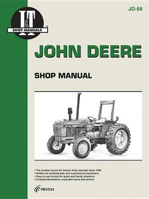 John Deere 2100 Ser/2255/2350/2355/2355N/2550/2555 Repair Manual