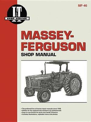 Massey Ferguson diesel Repair Manual