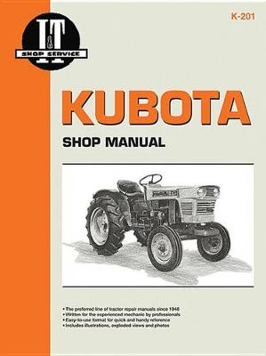 Kubota Collection Repair Manual