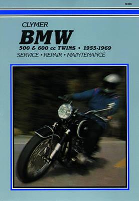 BMW 500 & 600cc Twins 1955-1969 Repair Manual