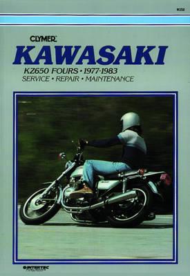 Kawasaki KZ650 1977-1983 Repair Manual