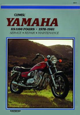 Yamaha XS1100 1978-1981 Repair Manual