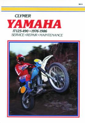 Yamaha IT125-490 1976-1986 Repair Manual