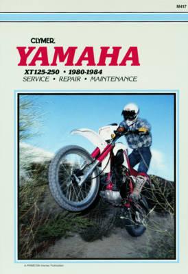 Yamaha XT125-250 1980-1984 Repair Manual