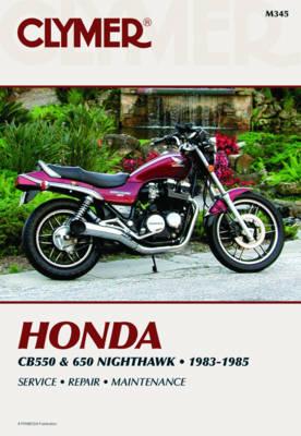 Honda CB550/650 Nighthawk 1983-1985 Repair Manual