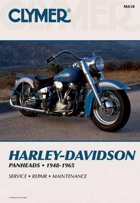 Harley-Davidson Panheads 1948-1965 Repair Manual
