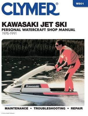 Kawasaki Jet Ski 1976-1991 Repair Manual