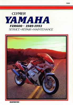 Yamaha FZR600 1989-1993 Repair Manual