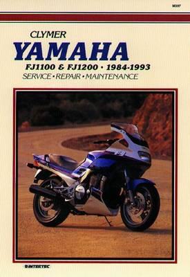 Yamaha FJ1100 and FJ1200 1984-1993 Repair Manual