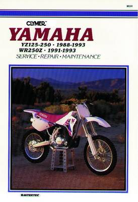 Yam Yz125-250; Wr250Z 88-93