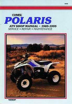 Polaris ATVS 1985-1995 Repair Manual