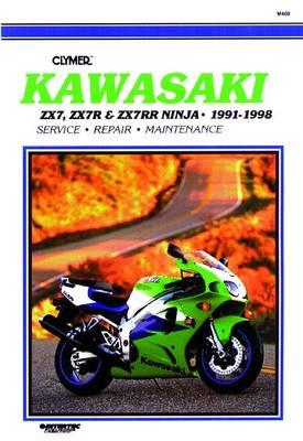 Kawasaki Ninja ZX7 1991-1998 Repair Manual