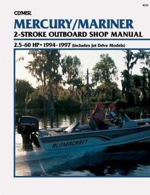 Mercury Mariner 2.5-60 HP 2-Stroke Outboard 1994-1997 Repair Manual