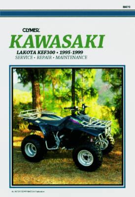 Kawasaki Lakota KEF300 ATV 1995-1999 Repair Manual