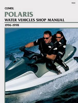 Polaris Water Vehicles 1996-1998 Repair Manual