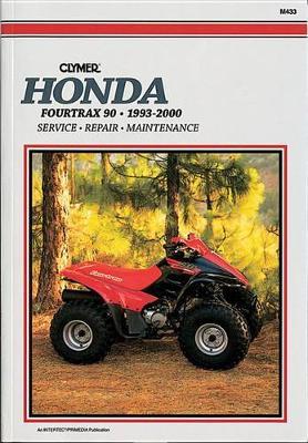 Honda Fourtrax 90 ATV 1993-2000 Repair Manual