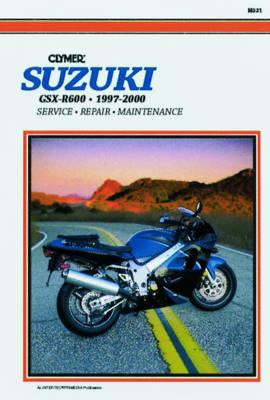 Suzuki GSX-R600 1997-2000 Repair Manual