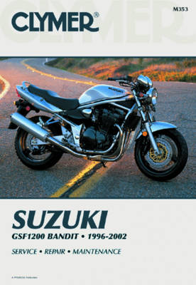 Suzuki GSF1200 Bandit 1996-2003 Repair Manual