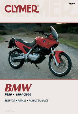 BMW F650 Funduro 1994-2000 Repair Manual