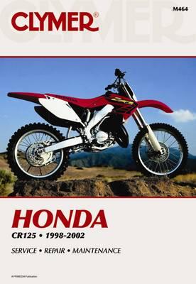 Honda CR125R 1998-2002 Repair Manual