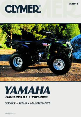 Yamaha Timberwolf ATV 1989-2000 Repair Manual