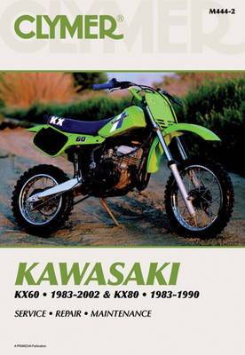 Kawasaki KX60 1983-2002 & KX80 1983-1990 Repair Manual