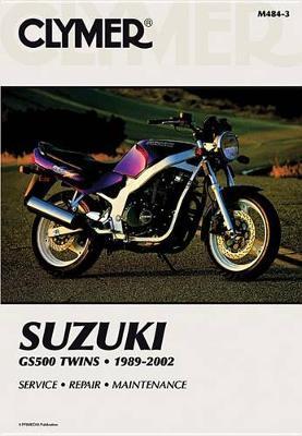 Suzuki GS500E Twins 1989-2002 Repair Manual