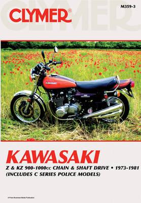 Kawasaki Z & KZ 900-1000cc 1973-1981 Repair Manual