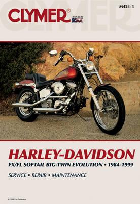 Harley-Davidson FLS-FXS 1984-1999 Repair Manual
