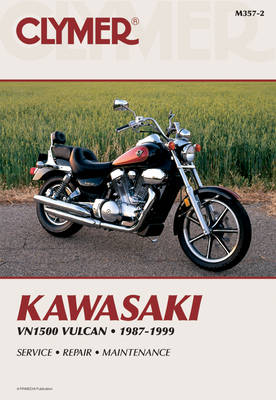 Kawasaki Vulcan 1500 1987-1999 Repair Manual