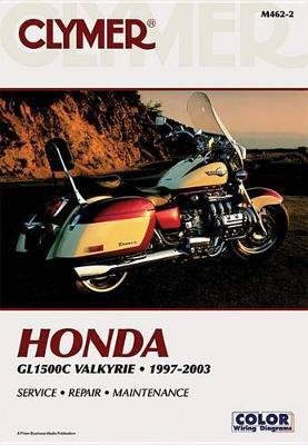 Honda GL1500C Valkyrie 1997-2003 Repair Manual