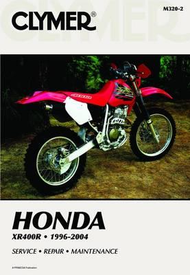 Honda XR400R 1996-2004 Repair Manual