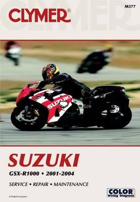 Suzuki GSX-R1000 2001-2004 Repair Manual