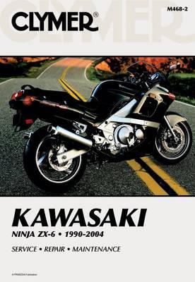 Kawasaki Ninja ZX-6 1990-2004 Repair Manual