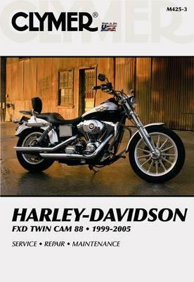 Harley-Davidson FXD Twin Cam 1999-2005 Repair Manual