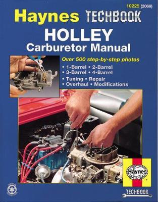 Holley Carburetor Haynes Techbook
