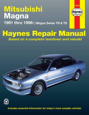 Mitsubishi Magna TR, TS 1991-1996 Repair Manual