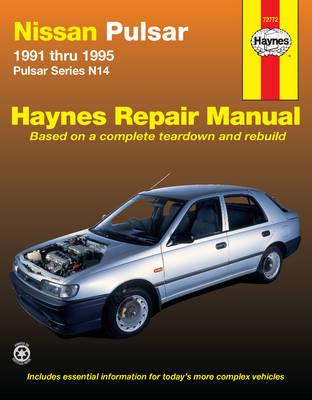 Nissan Pulsar N14 1991-1995 Repair Manual