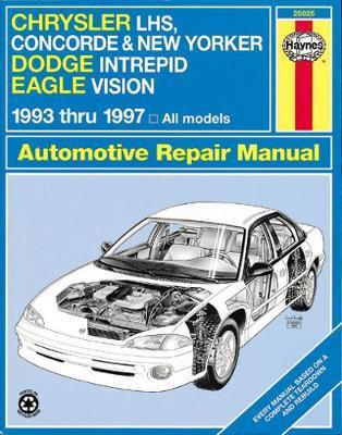 Chrysler LHS, Concorde & Dodge Intrepid 1993-1997 Repair Manual