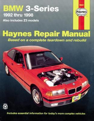BMW 3 Series 1992-1998 & Z3 E36, E37 1996-1998 Repair Manual