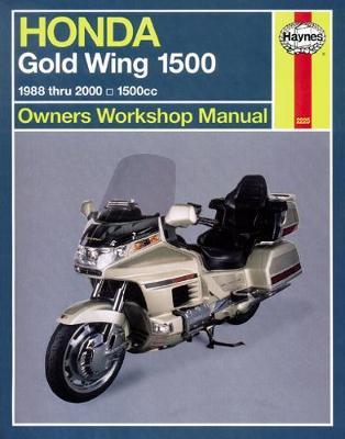 Honda Gold Wing 1500 1988-2000 Repair Manual