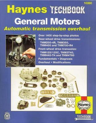 General Motors Auto Transmission Overhaul