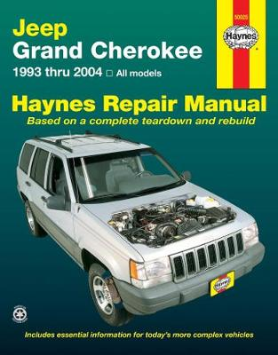 Jeep Grand Cherokee (93 - 04)