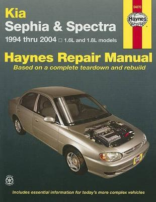 Kia Sephia & Spectra (94 - 04)